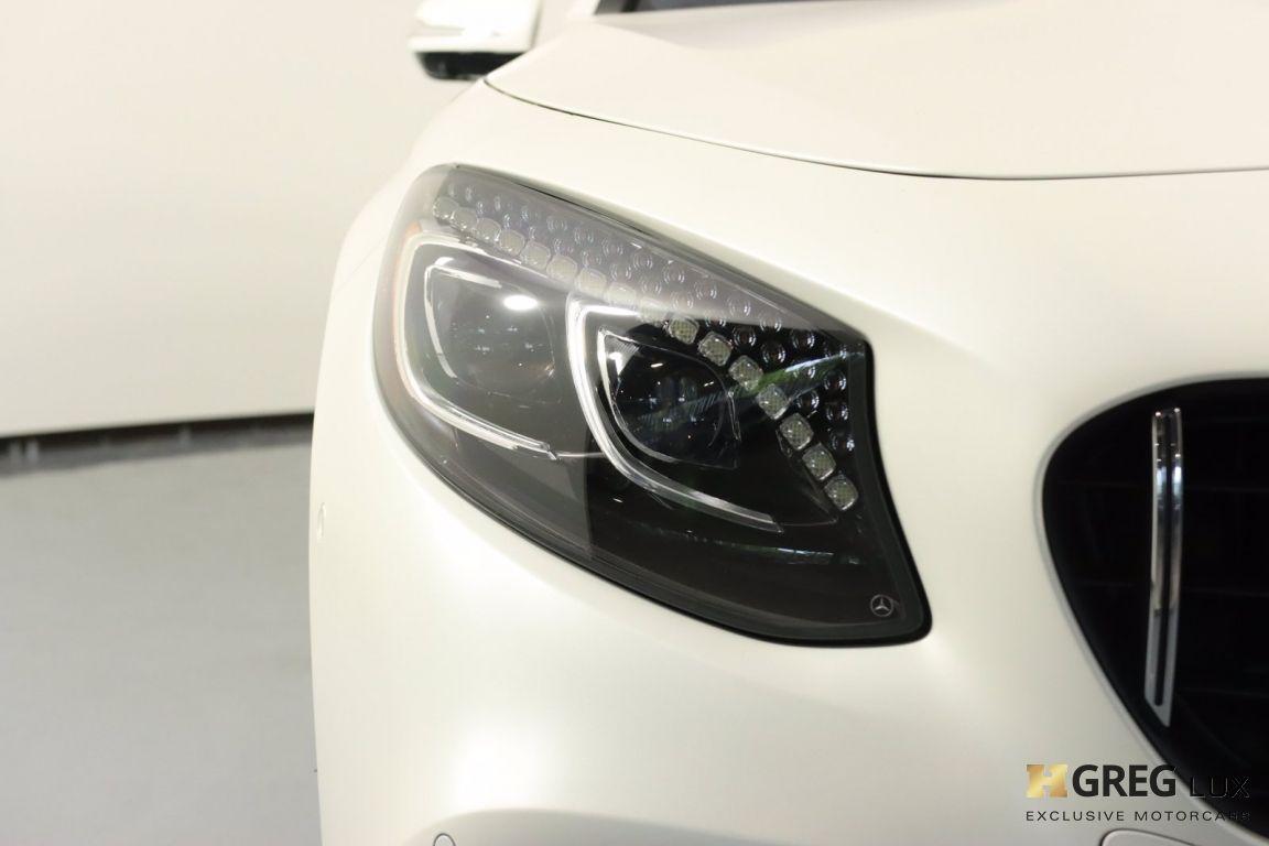 2019 Mercedes Benz S Class AMG S 65 #7