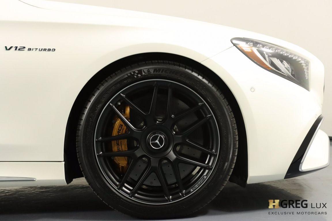 2019 Mercedes Benz S Class AMG S 65 #14