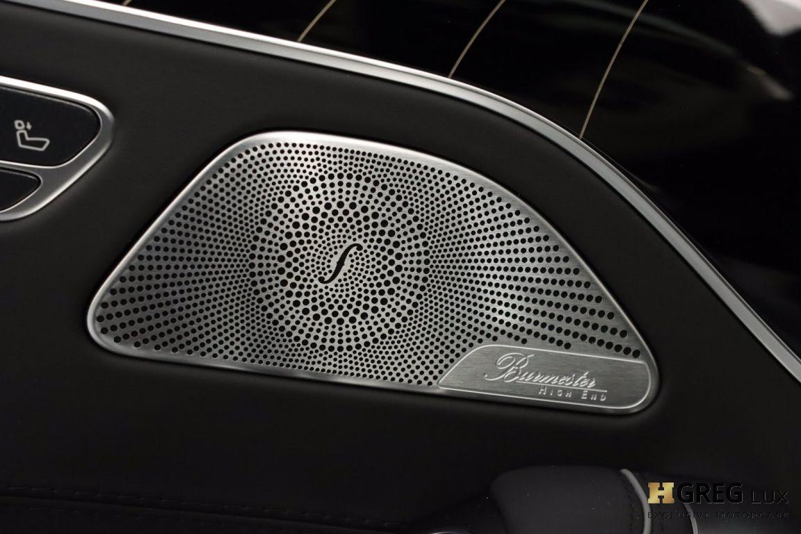 2019 Mercedes Benz S Class AMG S 65 #46