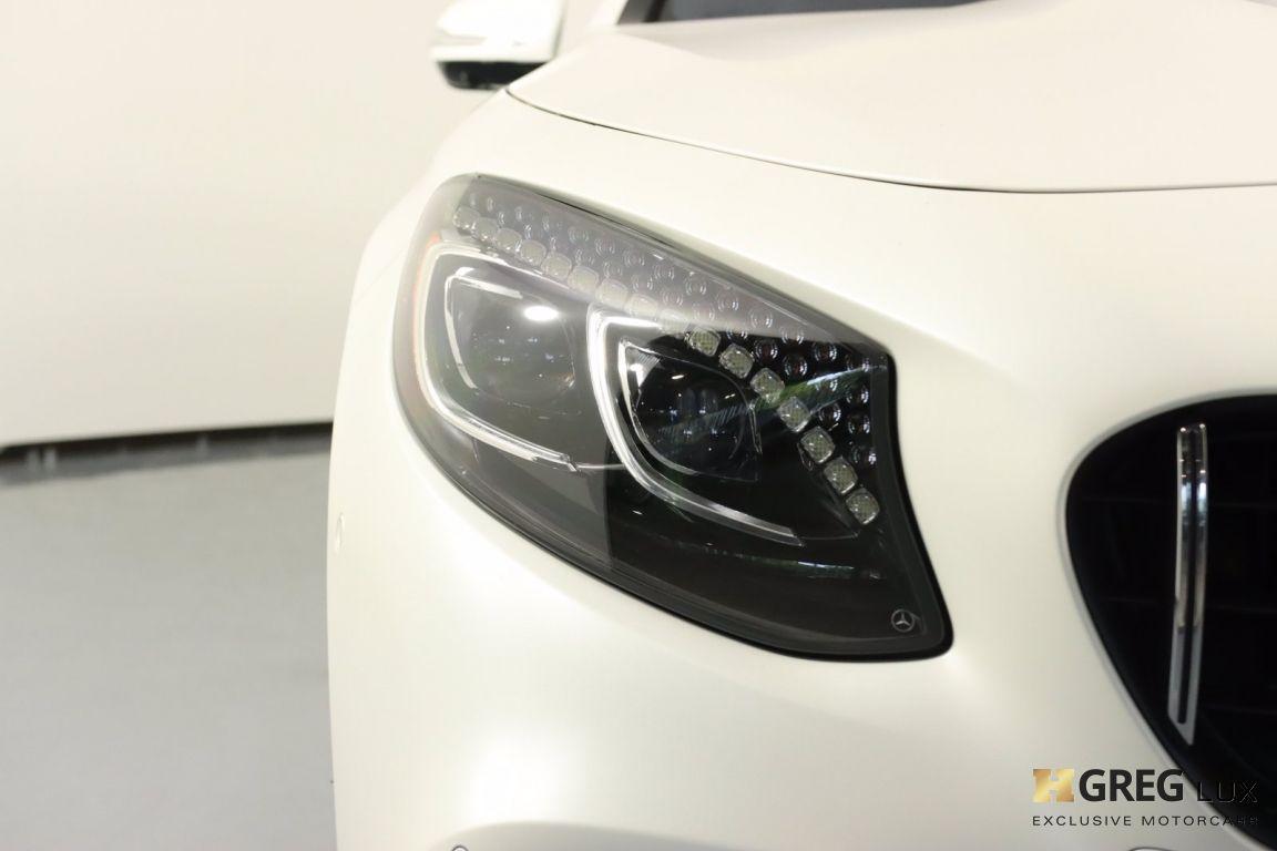 2019 Mercedes Benz S Class AMG S 65 #6