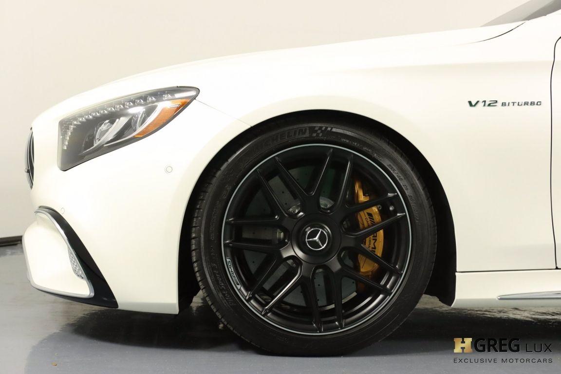2019 Mercedes Benz S Class AMG S 65 #28