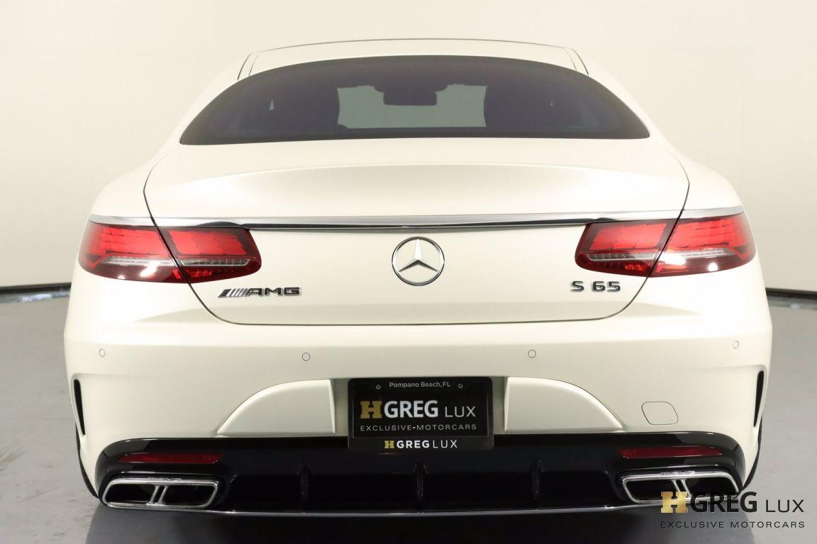 2019 Mercedes Benz S Class AMG S 65 #21