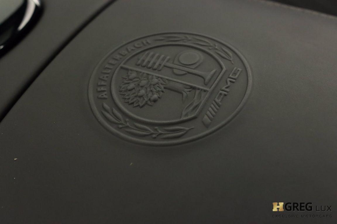 2019 Mercedes Benz S Class AMG S 65 #56