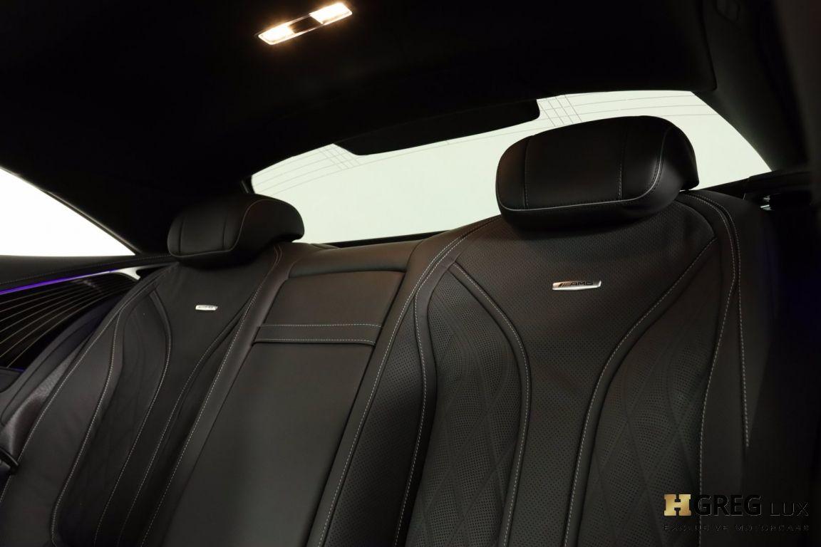 2019 Mercedes Benz S Class AMG S 65 #36