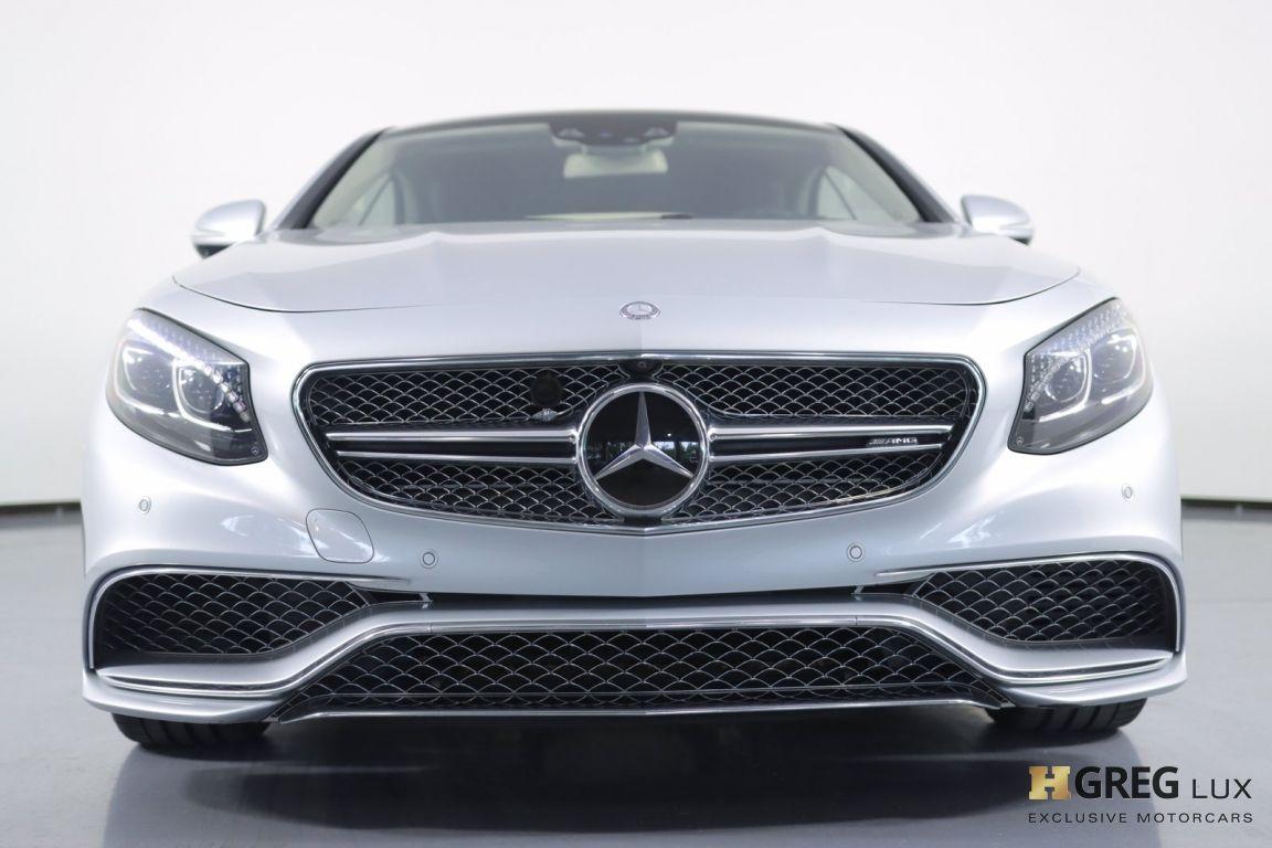 2016 Mercedes Benz S Class AMG S 65 #3