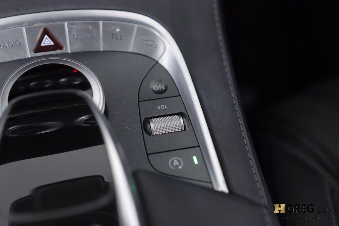 2016 Mercedes Benz S Class AMG S 65 #49