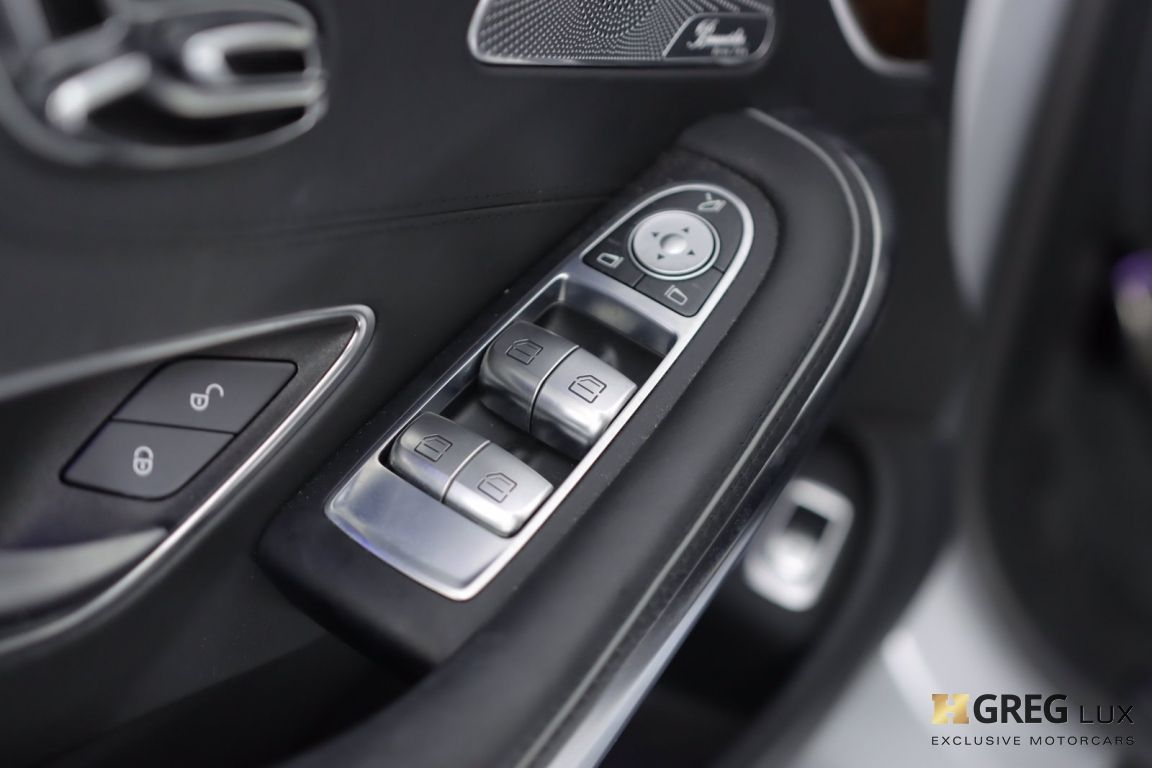 2016 Mercedes Benz S Class AMG S 65 #38