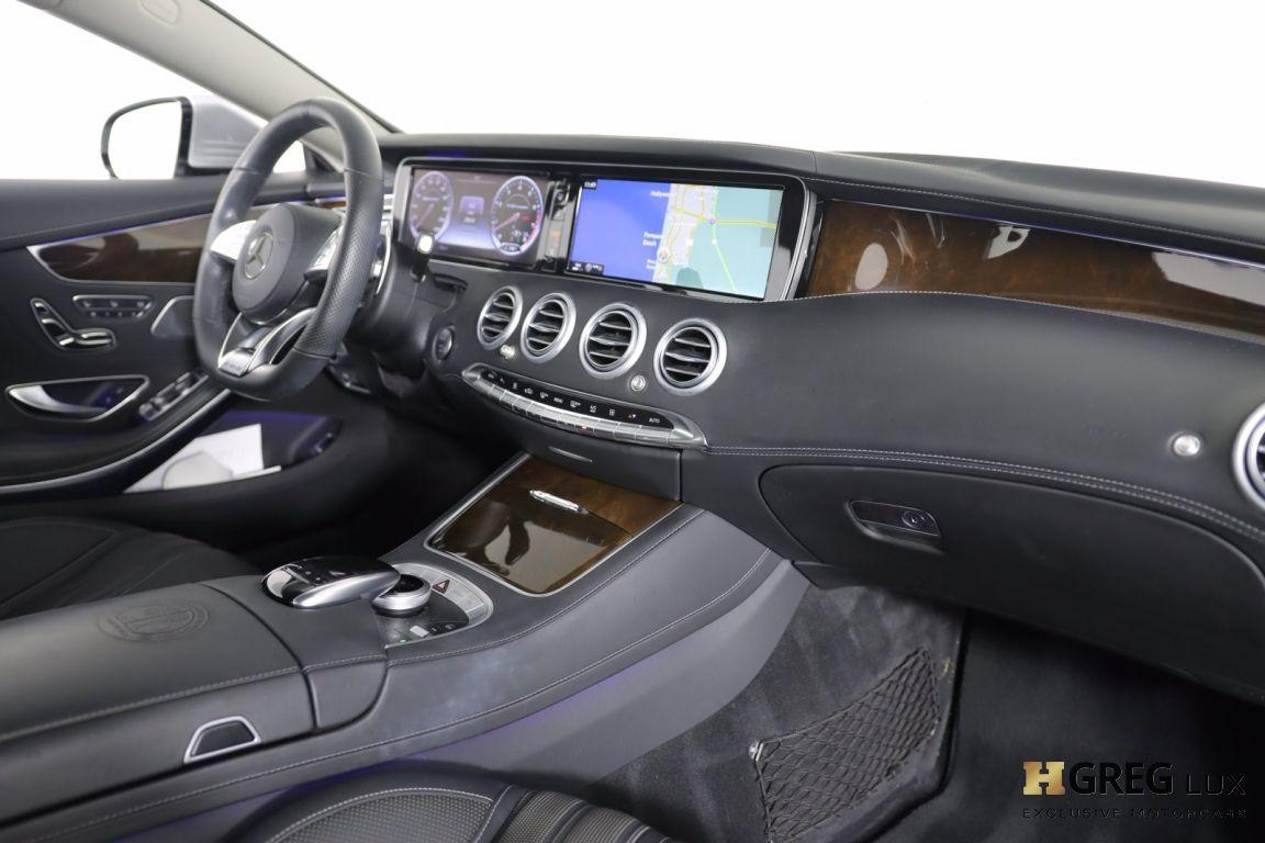 2016 Mercedes Benz S Class AMG S 65 #28