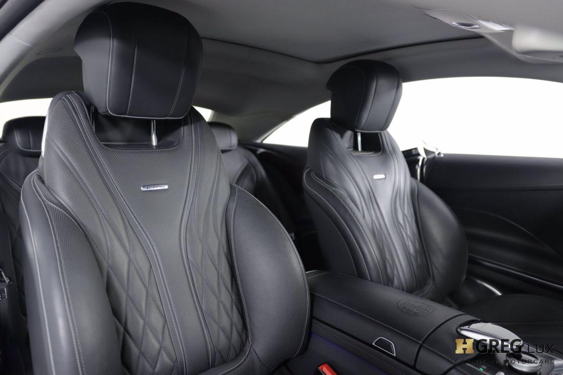 2016 Mercedes Benz S Class AMG S 65 #33