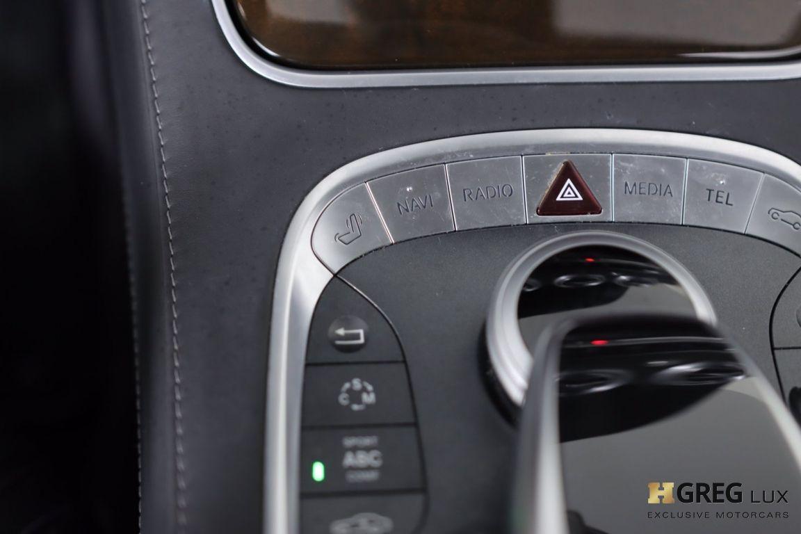 2016 Mercedes Benz S Class AMG S 65 #48
