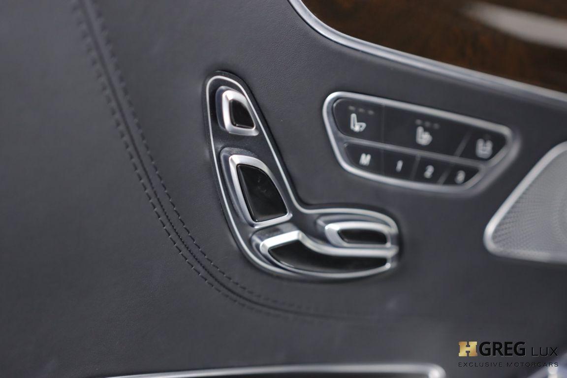 2016 Mercedes Benz S Class AMG S 65 #40