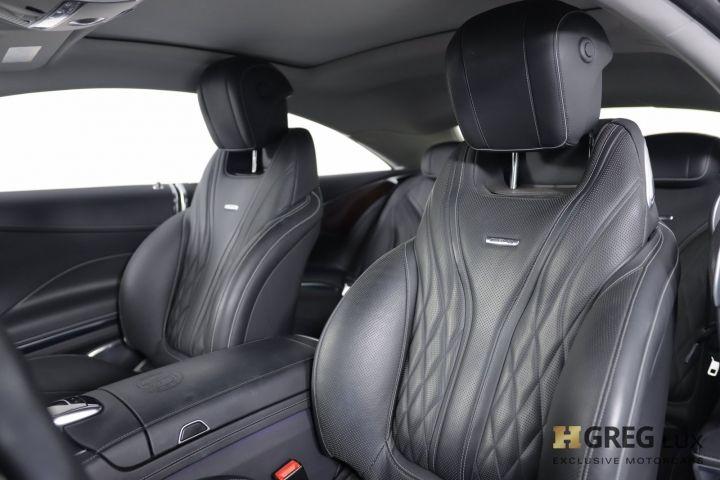 2016 Mercedes Benz S Class AMG S 65 #1