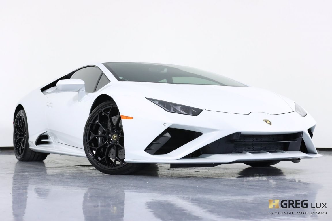 2021 Lamborghini Huracan EVO  #35