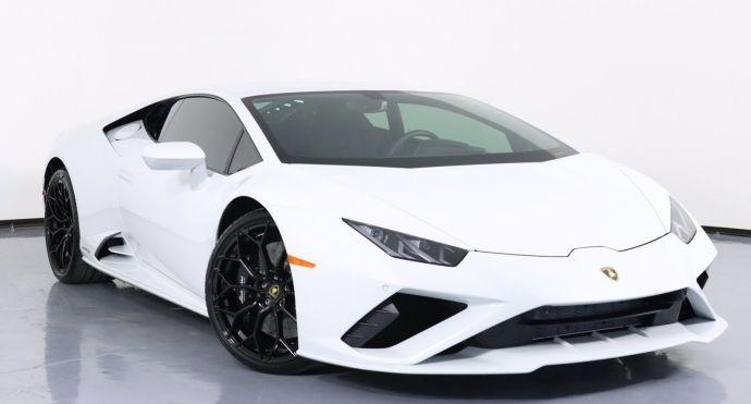 2021 Lamborghini Huracan EVO  #0