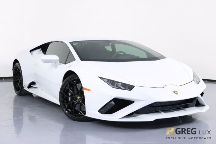 2021 Lamborghini Huracan EVO Base #0