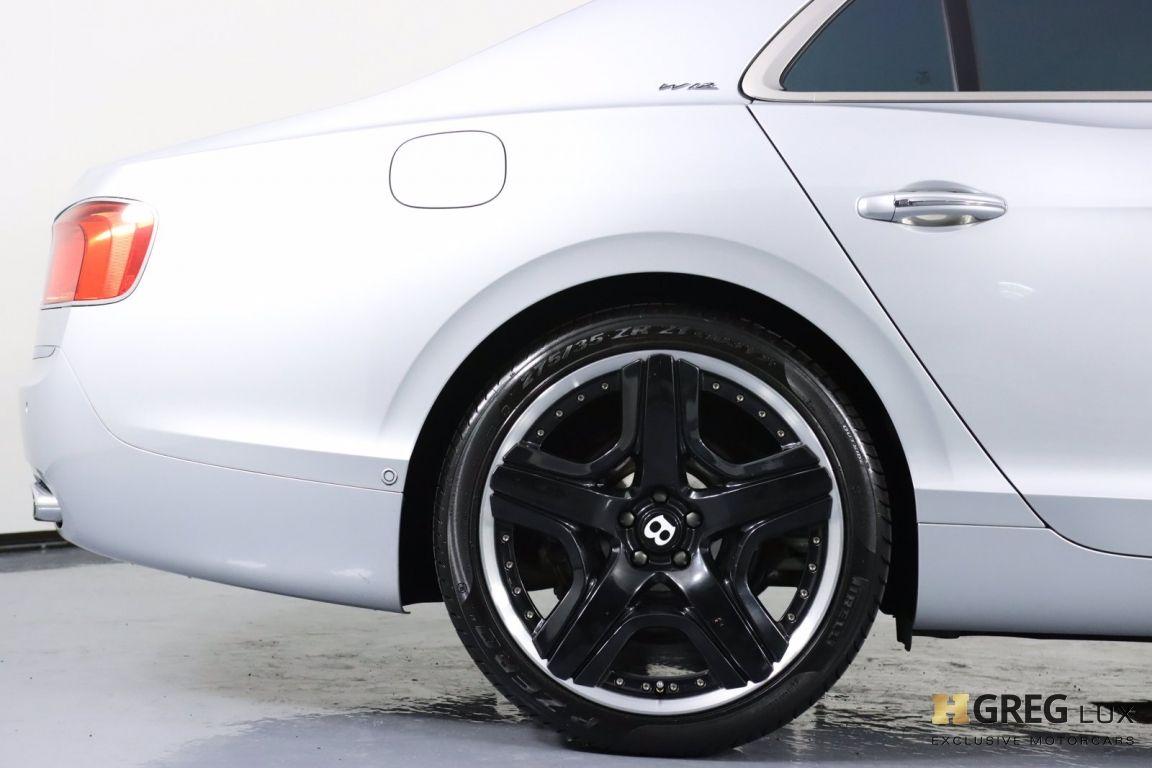 2014 Bentley Flying Spur  #13