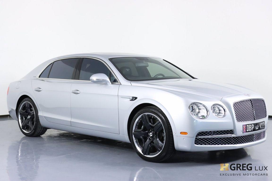 2014 Bentley Flying Spur  #9