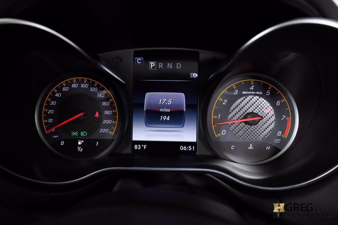2018 Mercedes Benz AMG GT AMG GT C #46