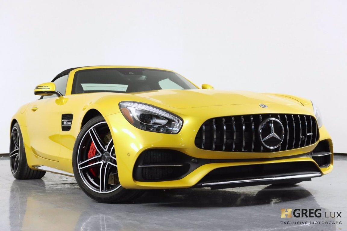 2018 Mercedes Benz AMG GT AMG GT C #3