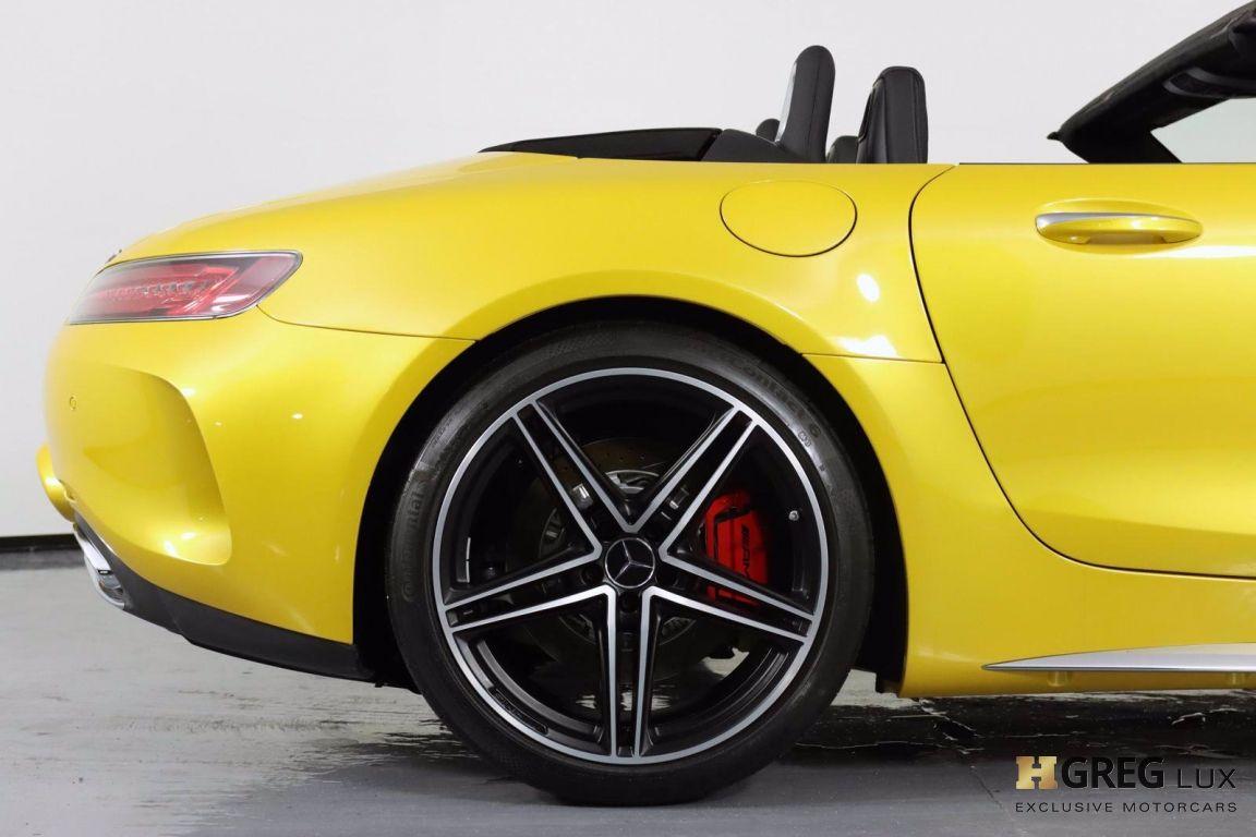 2018 Mercedes Benz AMG GT AMG GT C #14