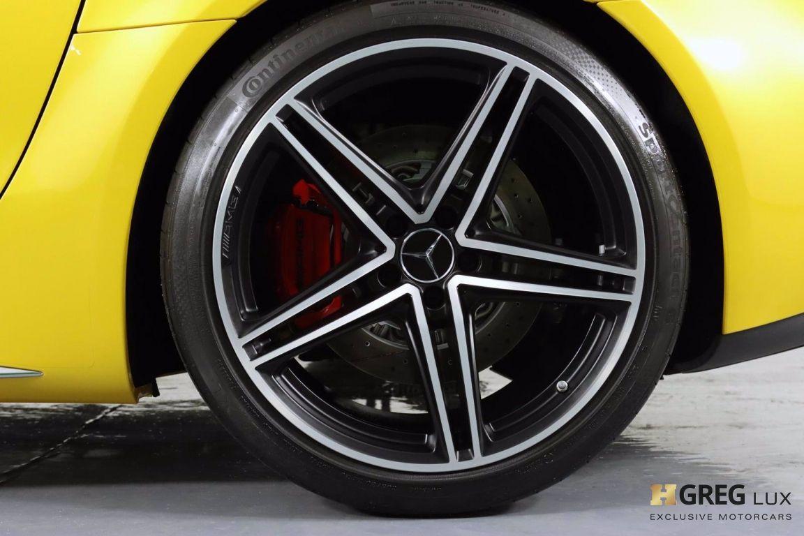 2018 Mercedes Benz AMG GT AMG GT C #30