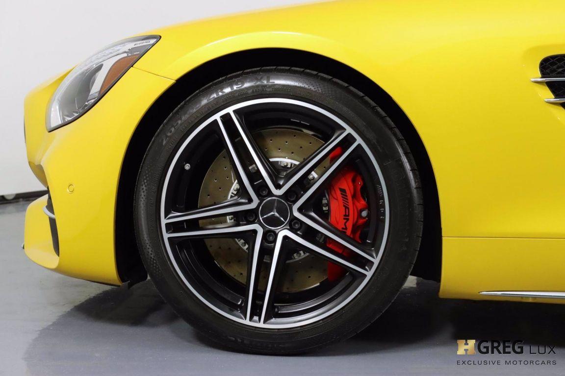 2018 Mercedes Benz AMG GT AMG GT C #26