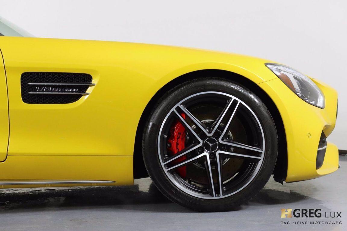 2018 Mercedes Benz AMG GT AMG GT C #11