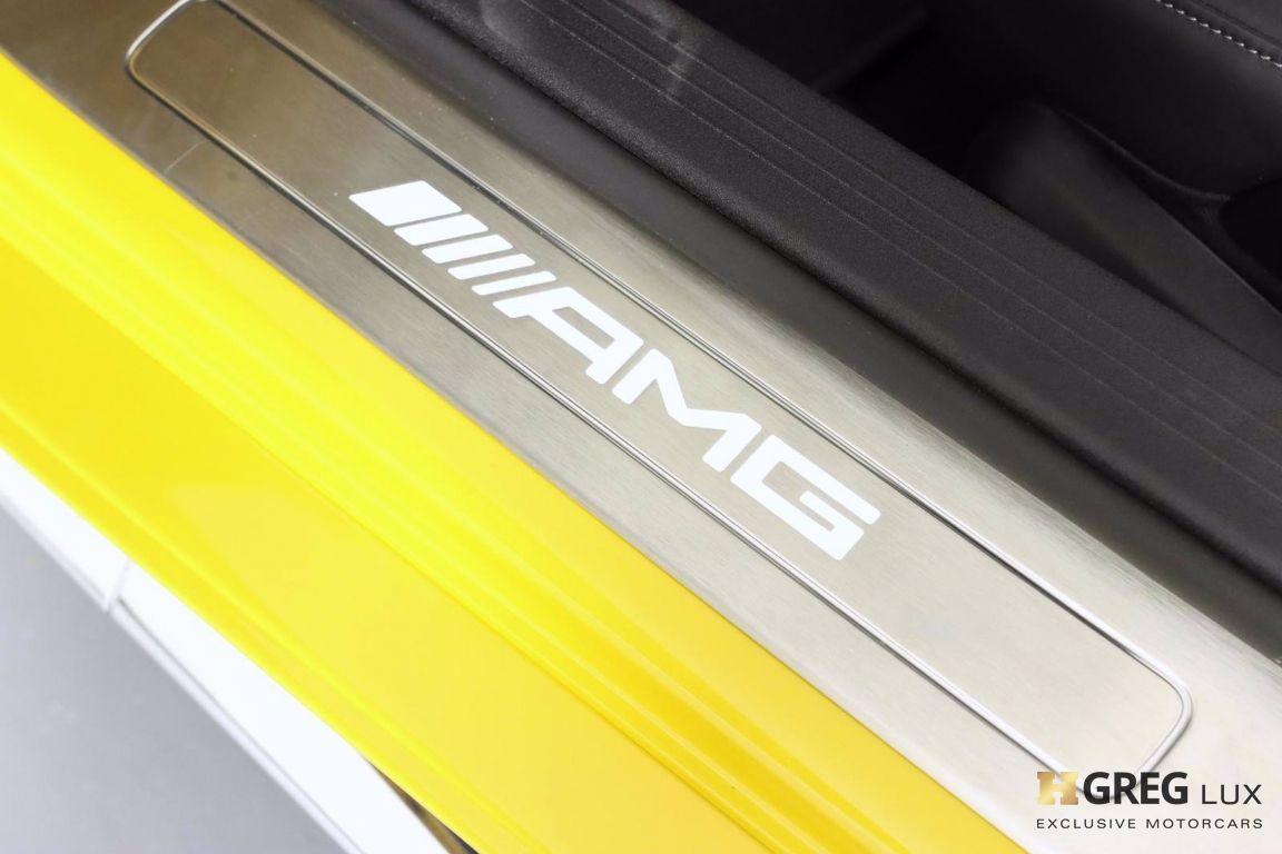 2018 Mercedes Benz AMG GT AMG GT C #54