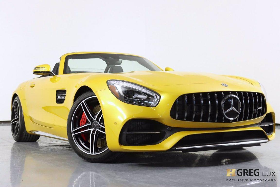 2018 Mercedes Benz AMG GT AMG GT C #34