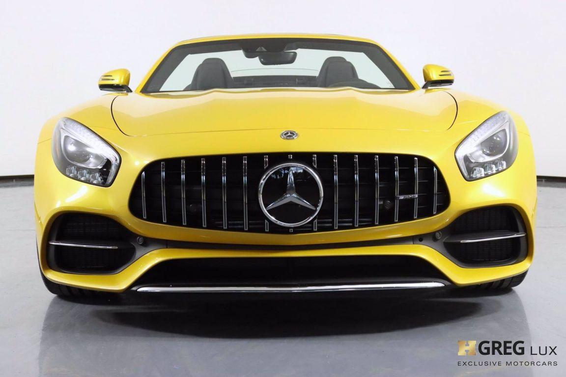 2018 Mercedes Benz AMG GT AMG GT C #5