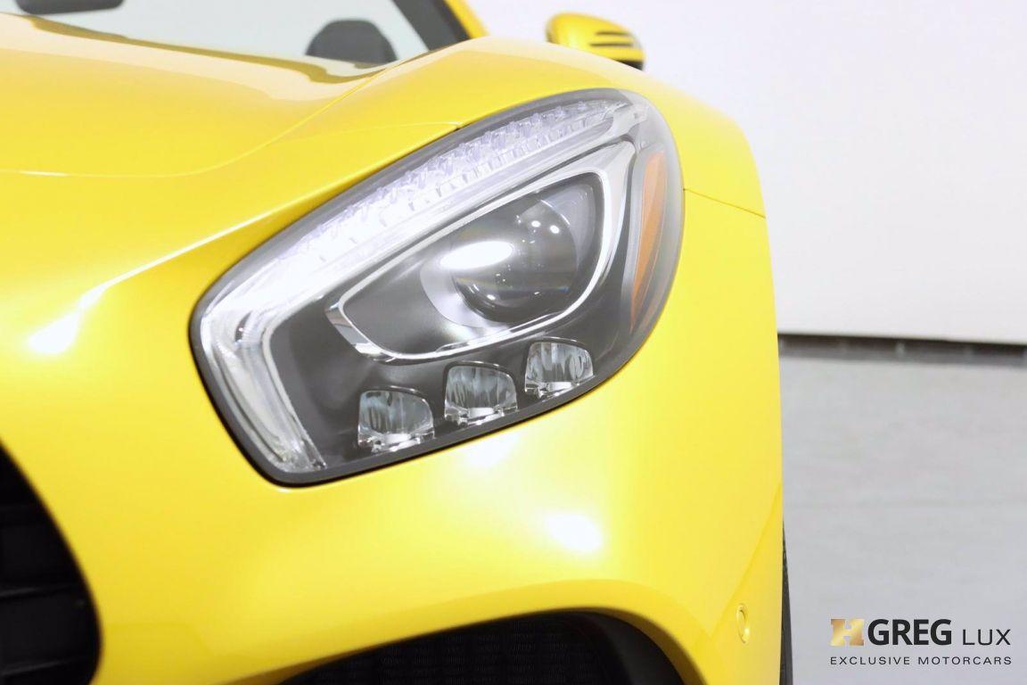 2018 Mercedes Benz AMG GT AMG GT C #7