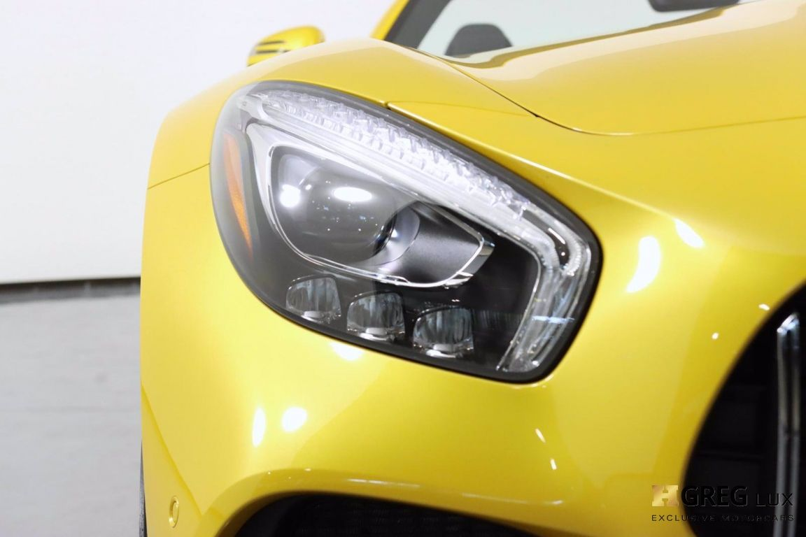 2018 Mercedes Benz AMG GT AMG GT C #6