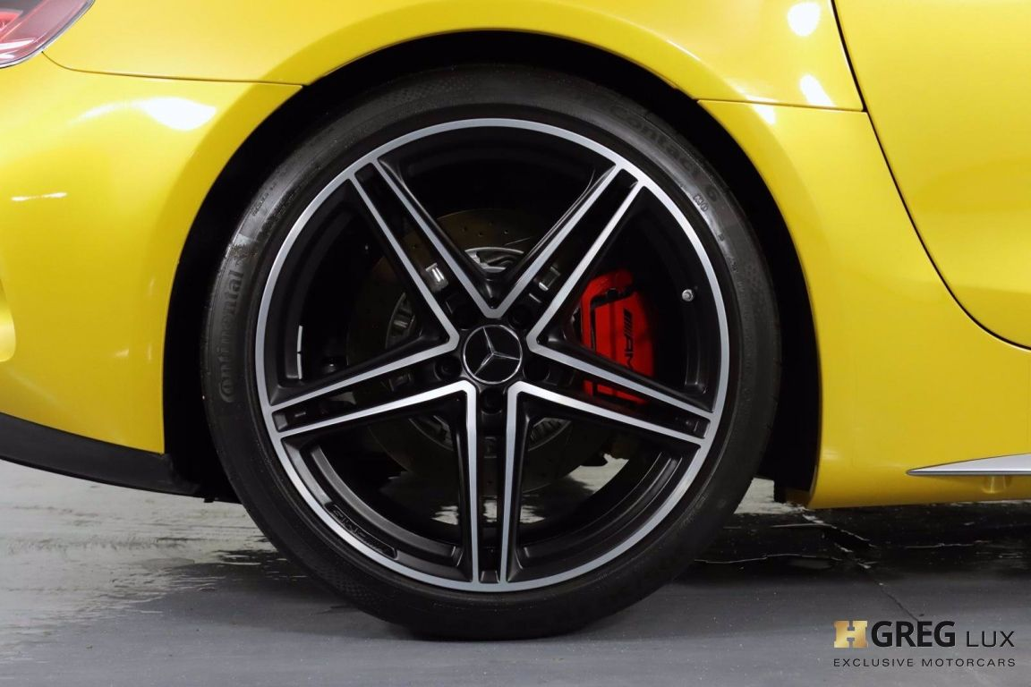 2018 Mercedes Benz AMG GT AMG GT C #15