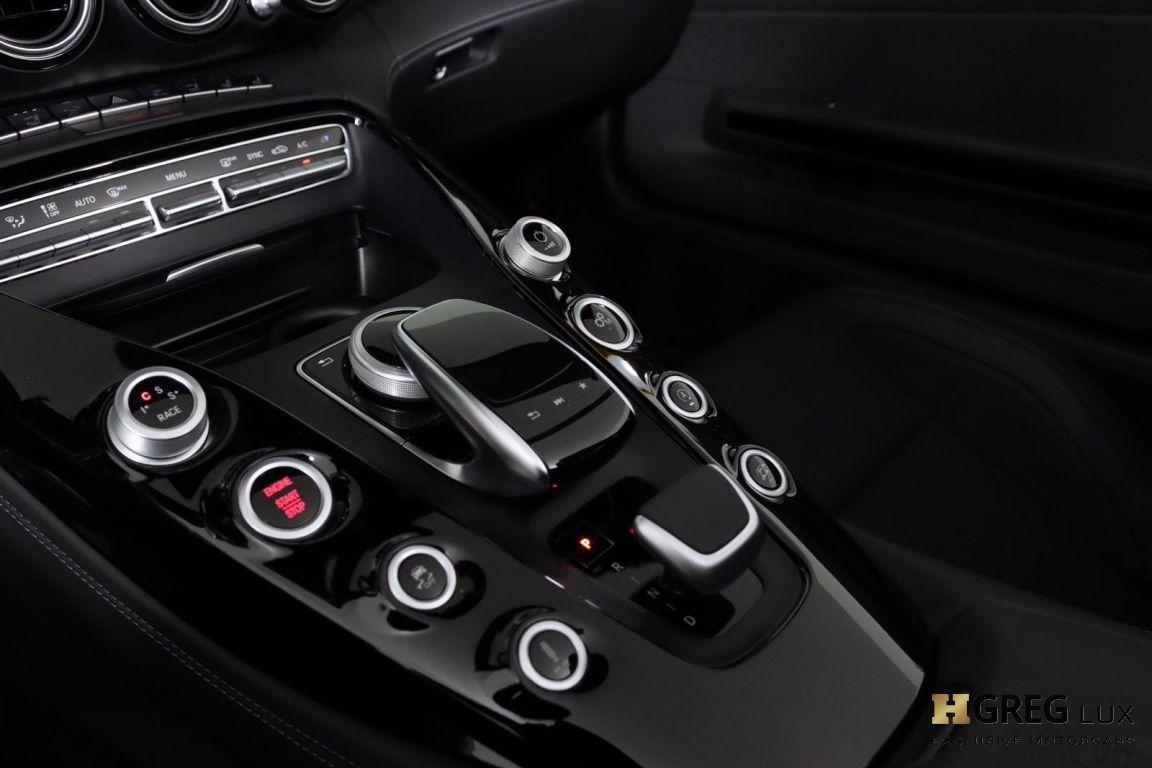2018 Mercedes Benz AMG GT AMG GT C #43