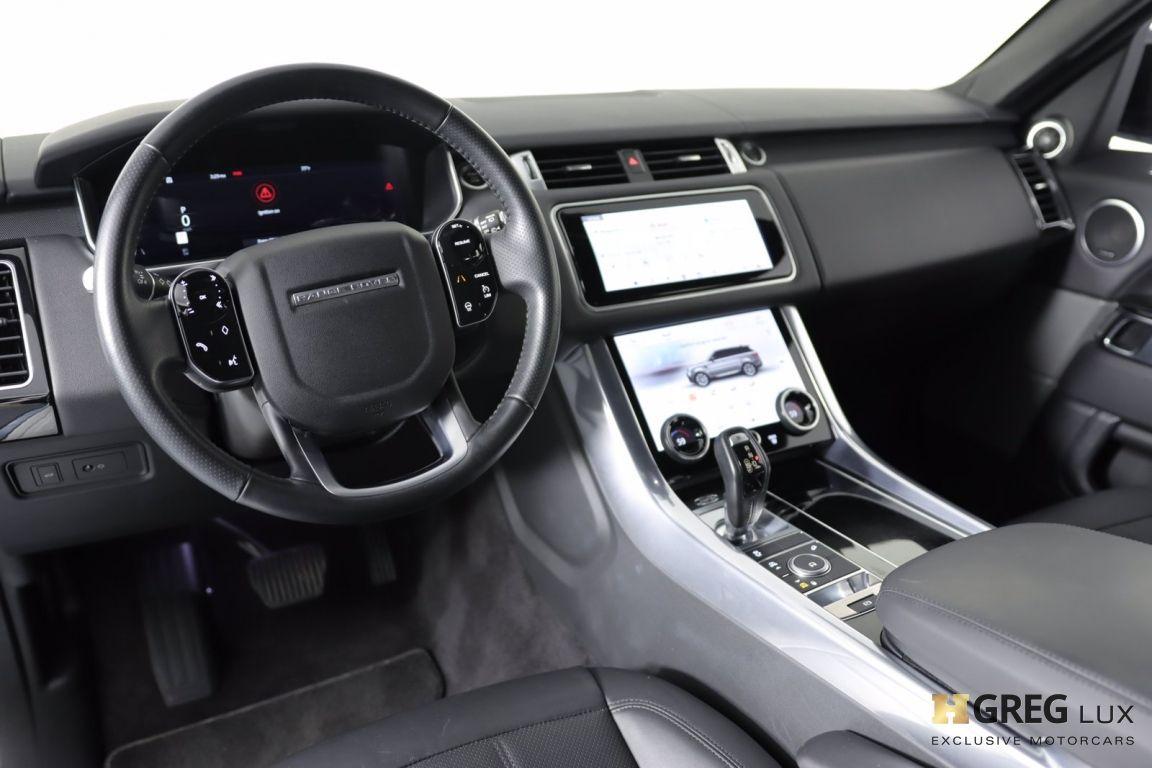 2018 Land Rover Range Rover Sport HSE #36