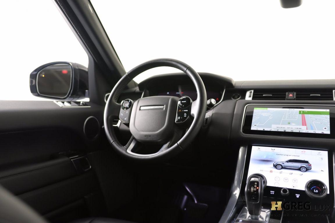 2018 Land Rover Range Rover Sport HSE #51