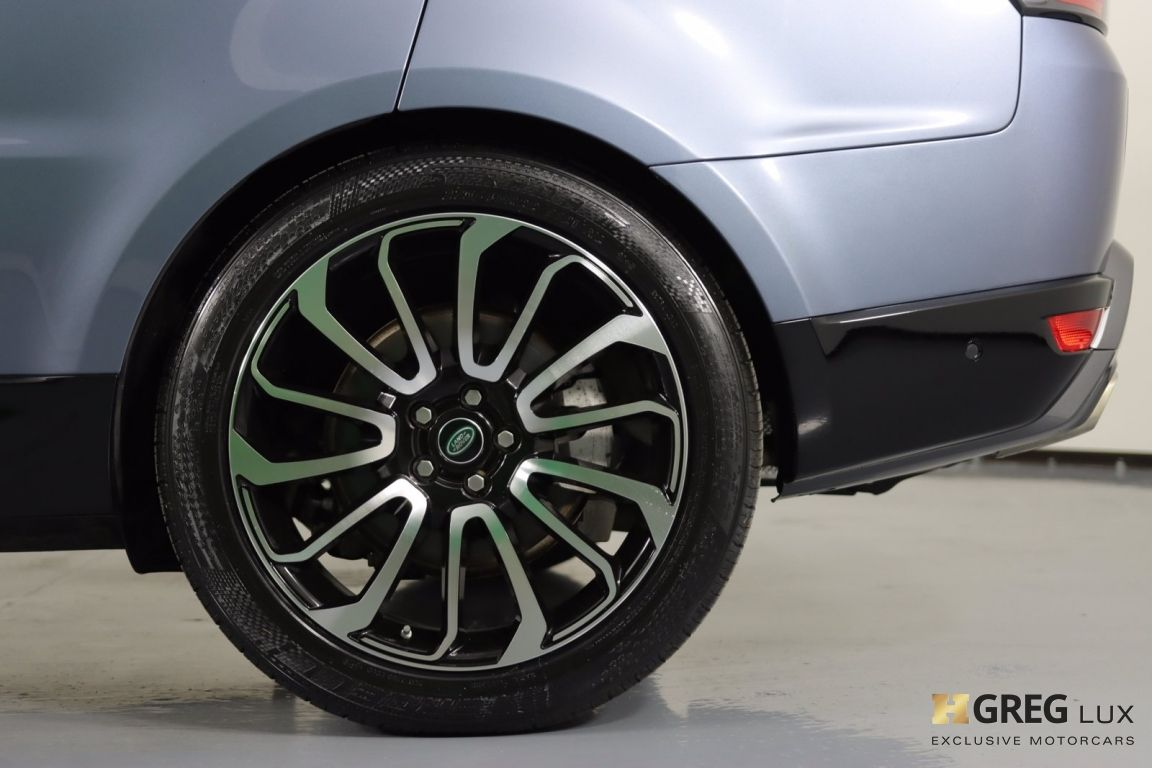 2018 Land Rover Range Rover Sport HSE #25