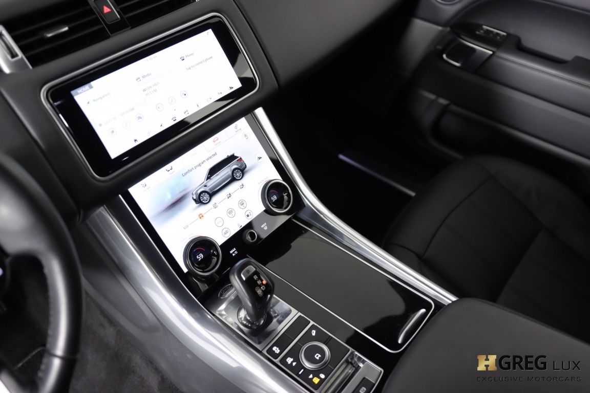 2018 Land Rover Range Rover Sport HSE #40