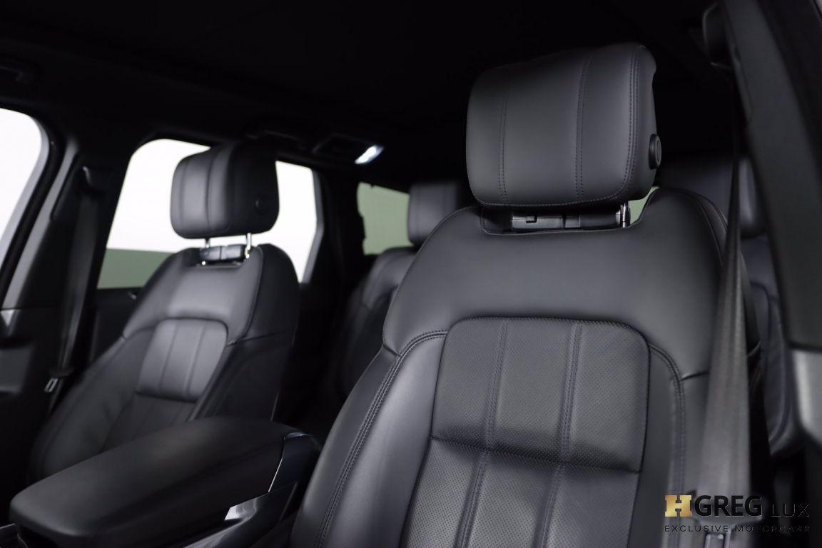 2018 Land Rover Range Rover Sport HSE #28