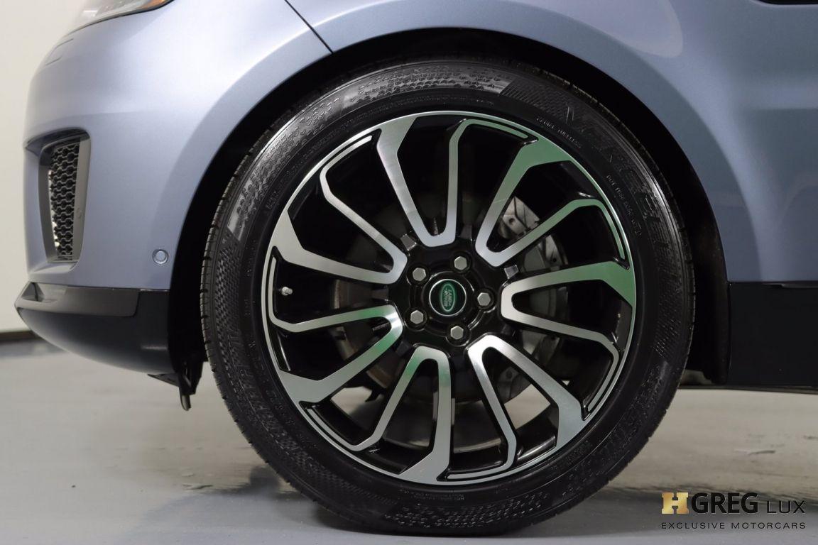 2018 Land Rover Range Rover Sport HSE #23