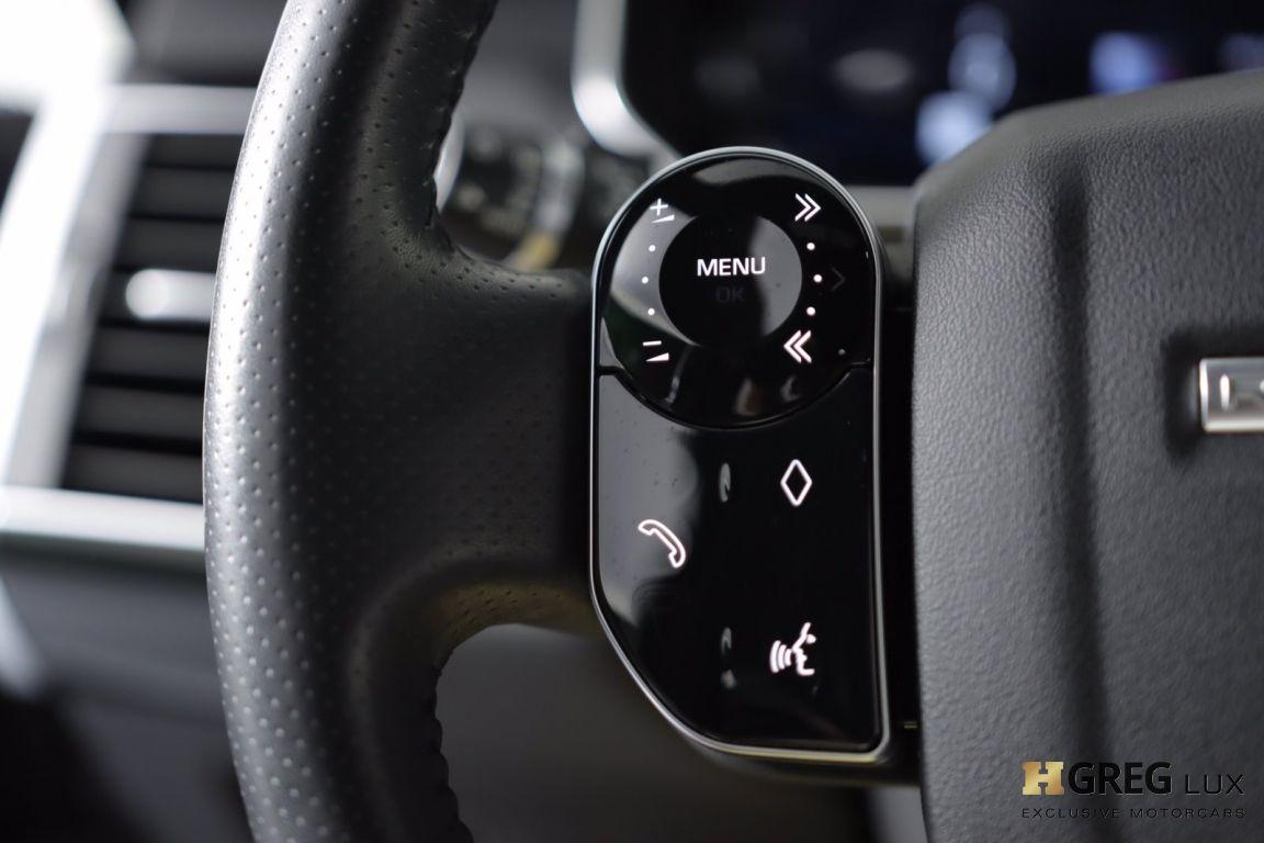 2018 Land Rover Range Rover Sport HSE #48