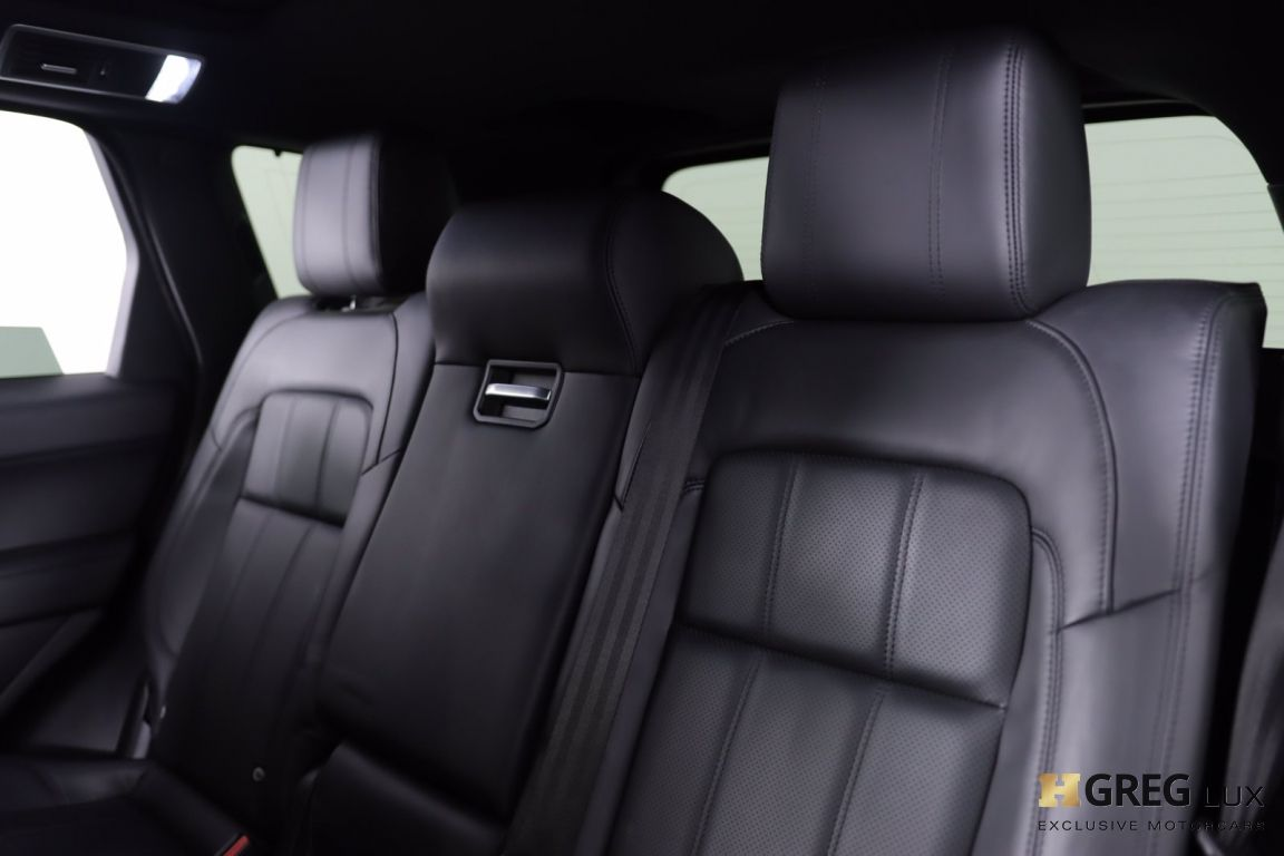 2018 Land Rover Range Rover Sport HSE #30