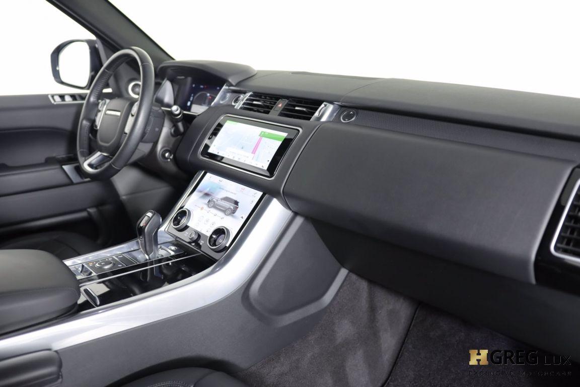2018 Land Rover Range Rover Sport HSE #54