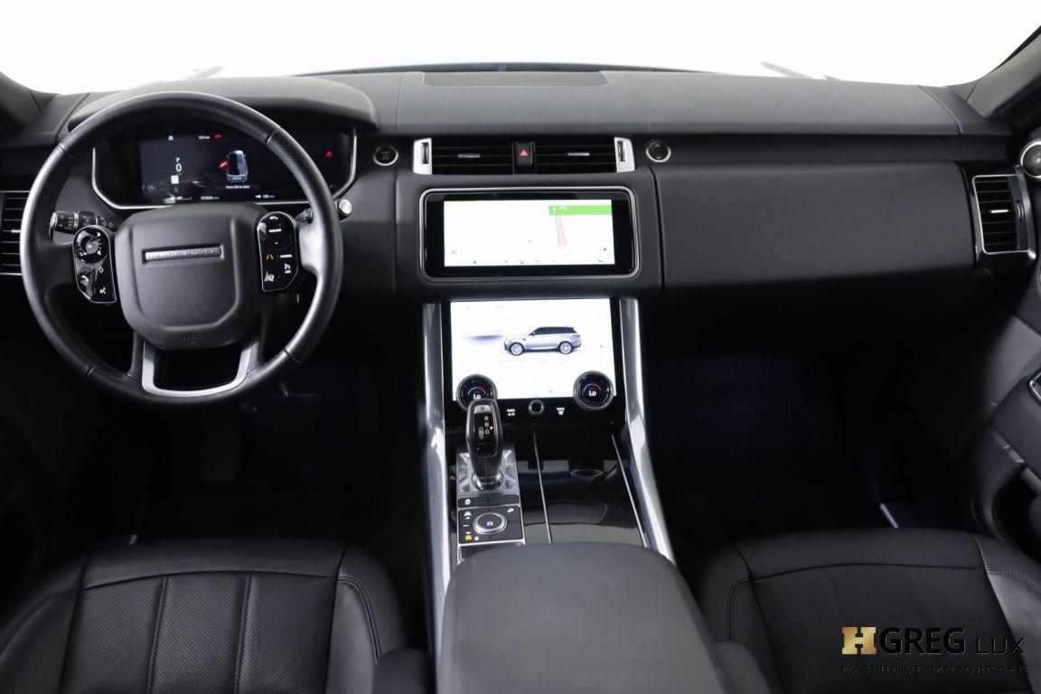 2018 Land Rover Range Rover Sport HSE #50