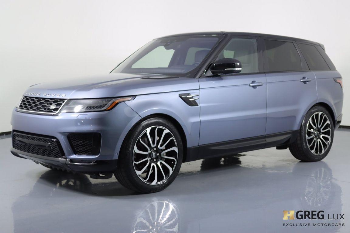 2018 Land Rover Range Rover Sport HSE #27