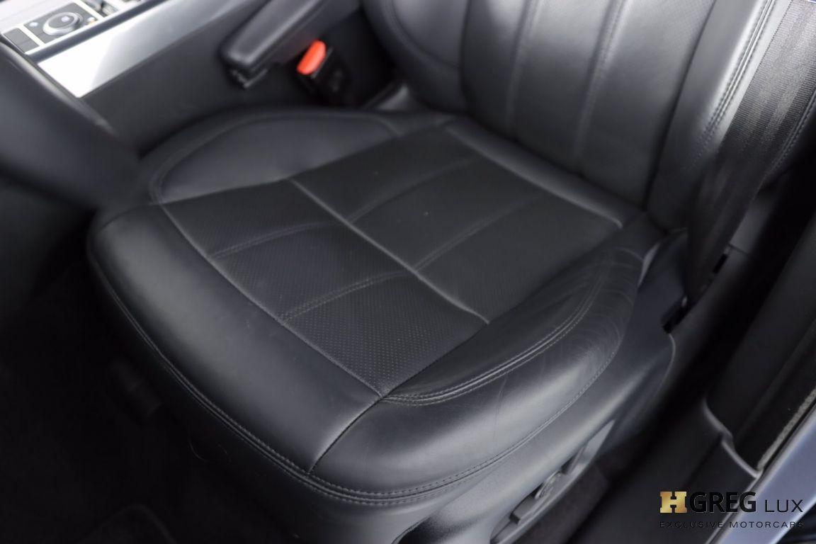 2018 Land Rover Range Rover Sport HSE #29