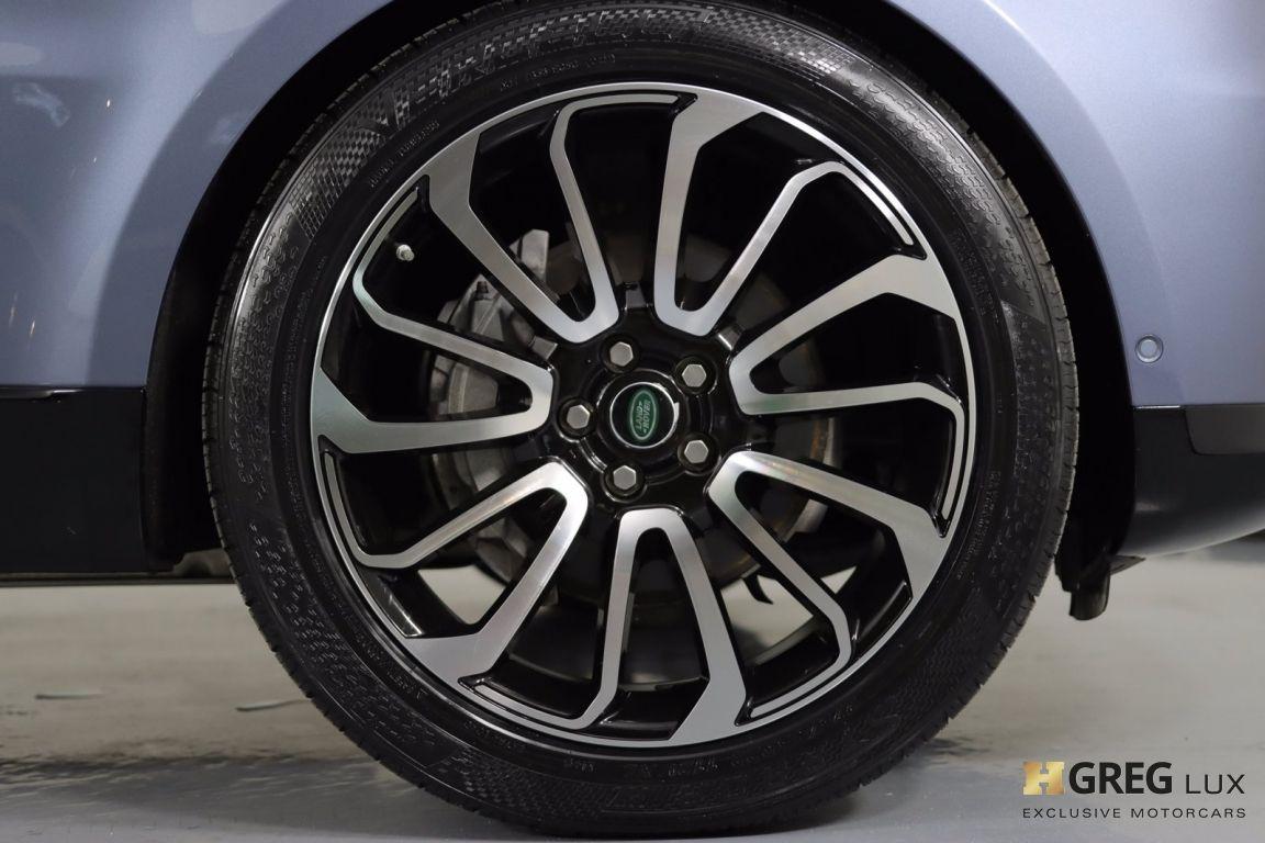 2018 Land Rover Range Rover Sport HSE #12