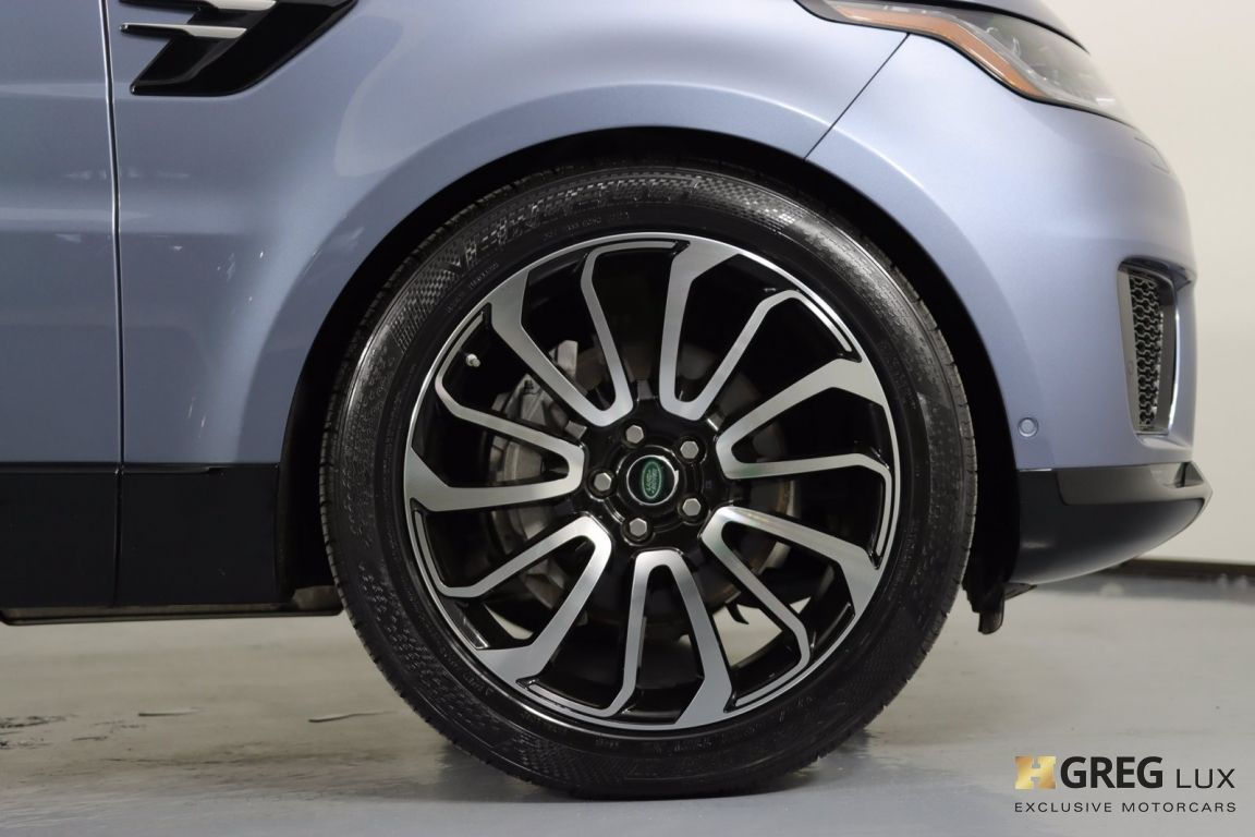 2018 Land Rover Range Rover Sport HSE #11