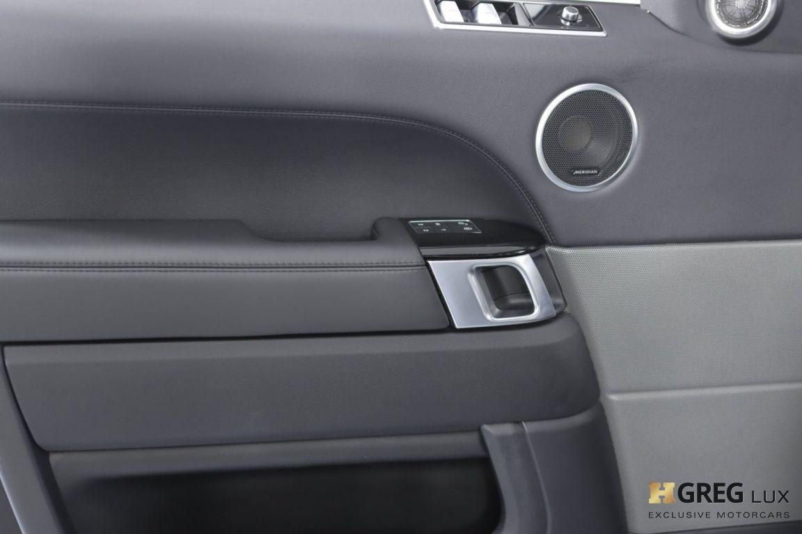 2018 Land Rover Range Rover Sport HSE #37