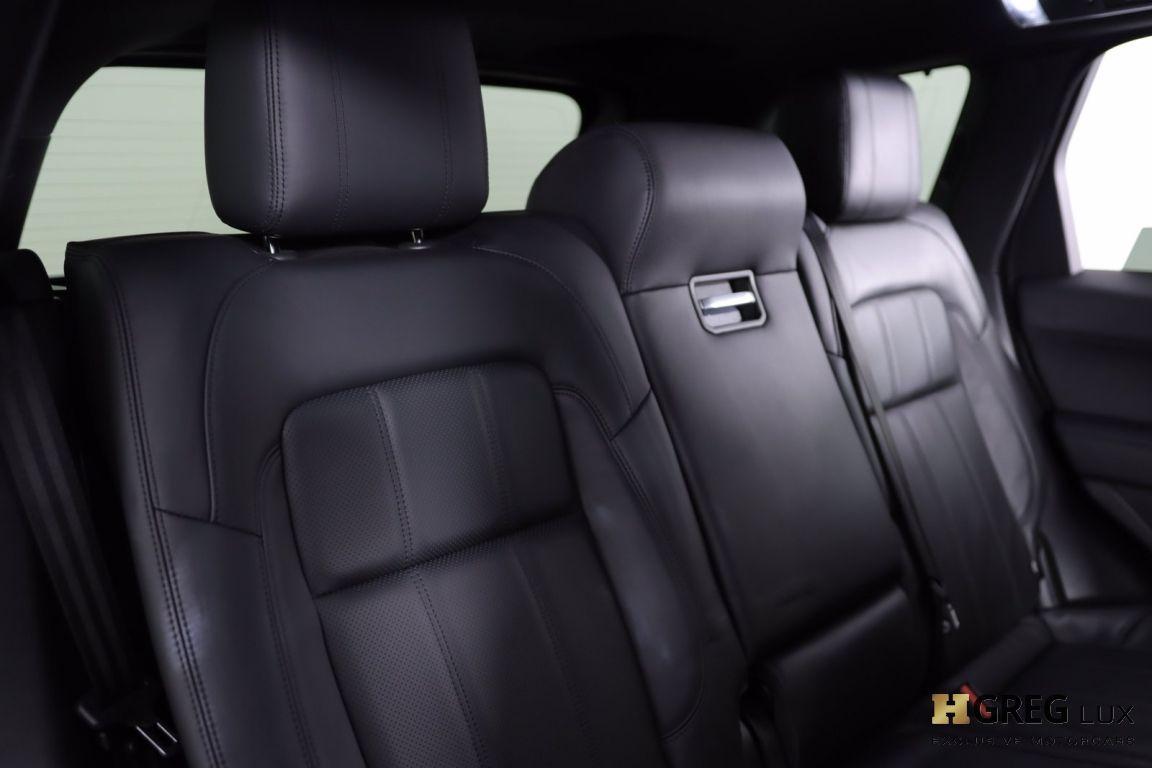 2018 Land Rover Range Rover Sport HSE #34
